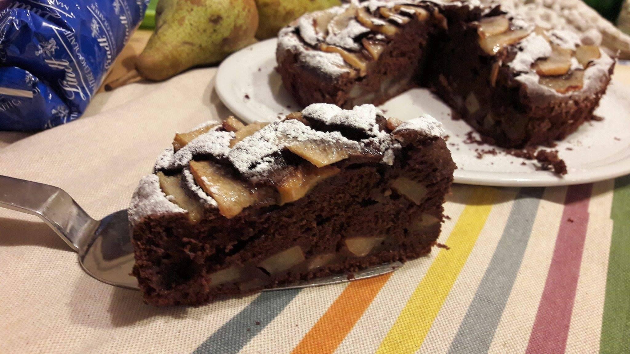Ricetta torta moretta con mascarpone