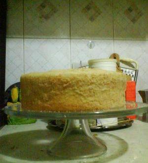 Ciambellone al buttermilk