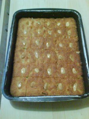 Dolci e deliziosi pasticcini siriani