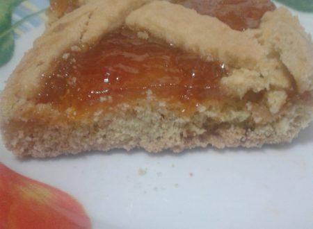 Crostata alta e morbida