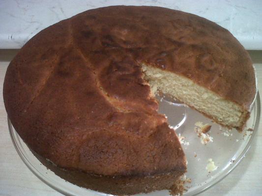 torta angelica alla ricotta