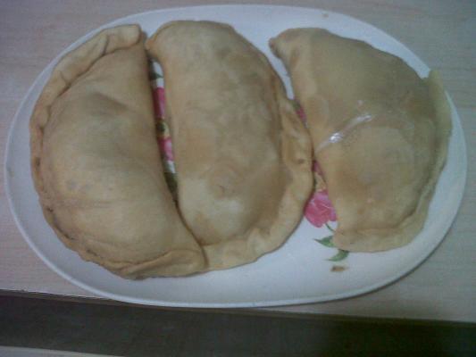 Calzoni fritti napoletani