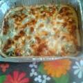 torta salata carciofi e formaggio