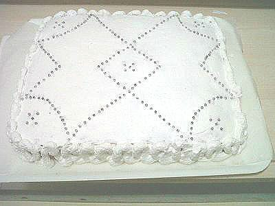 Torta di compleanno di Juman – la torta della mamma