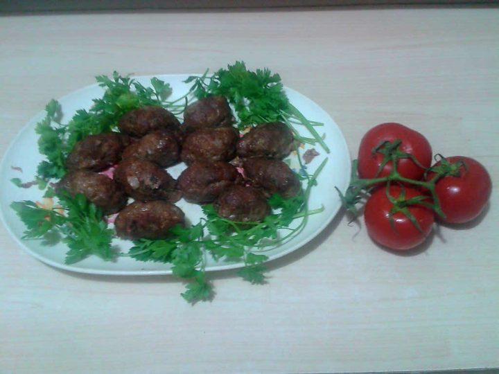 Kofta mabrouma polpettine siriane
