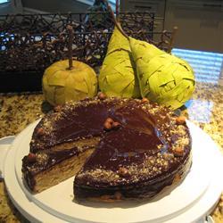 norvegian hazelnut cake