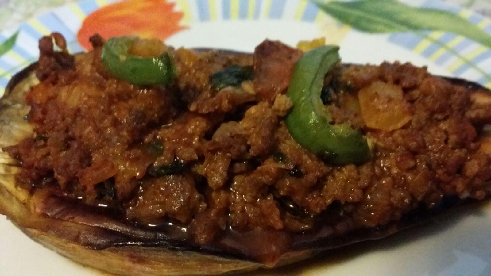 le karniyarik sono il piatto nazionale turco sono melanzane ripiene di carne e verdure squisitissime da accompagnare da un buon pilaf o come antipasto