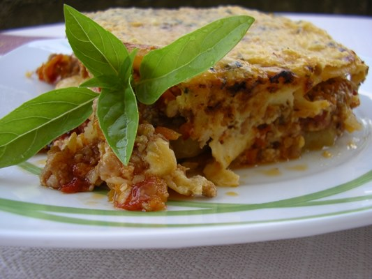 moussaka bulgara