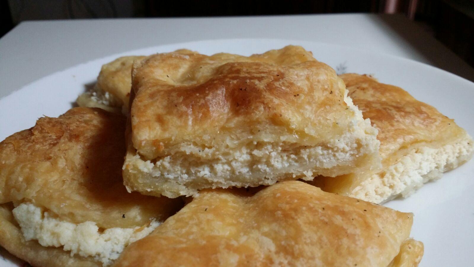 Mutabbaq il delizioso dolce arabo