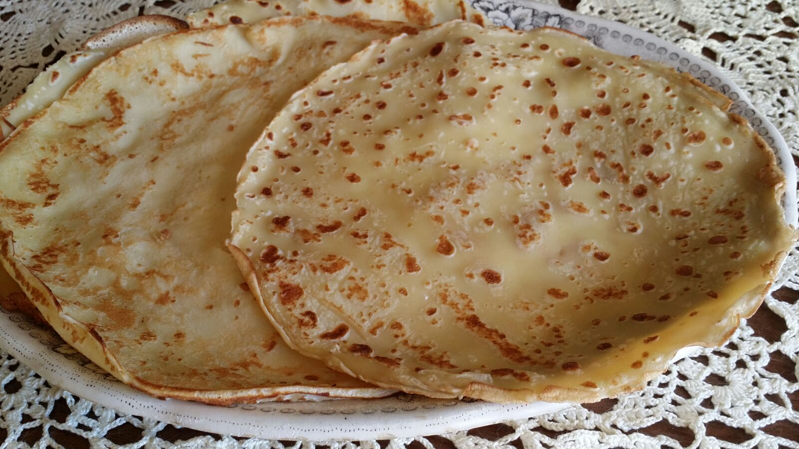 Crepes o crespelle