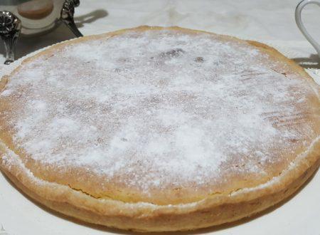 Torta frangipane