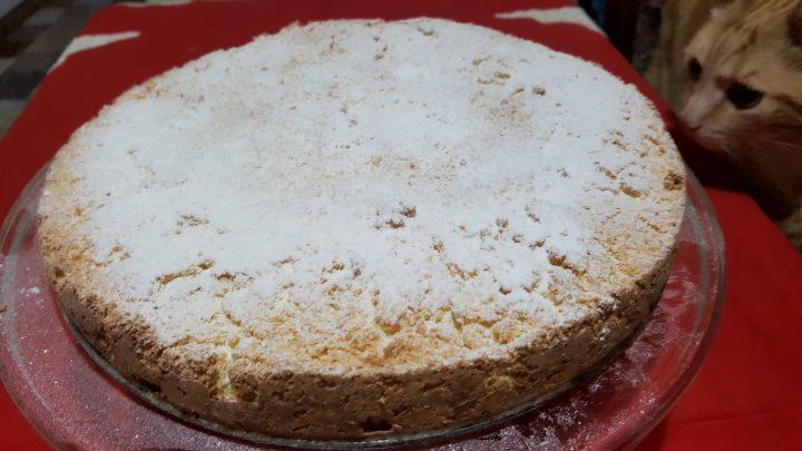 torta al cocco