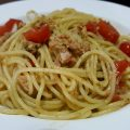Spaghetti alla carloforte