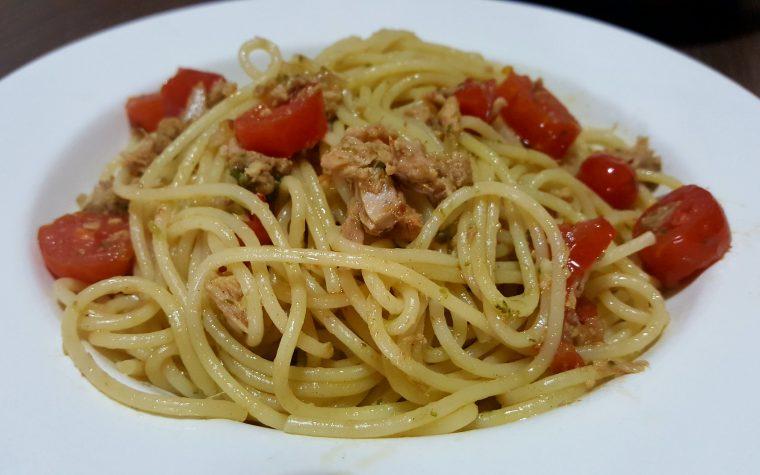 Spaghetti alla carlofortina