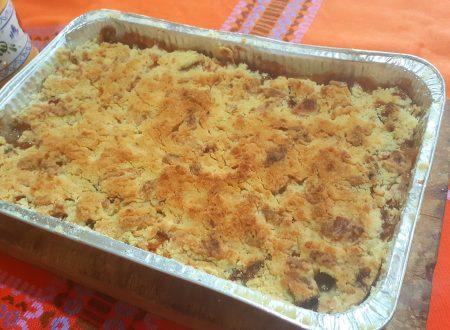 Crumble di mele, ricetta originale inglese