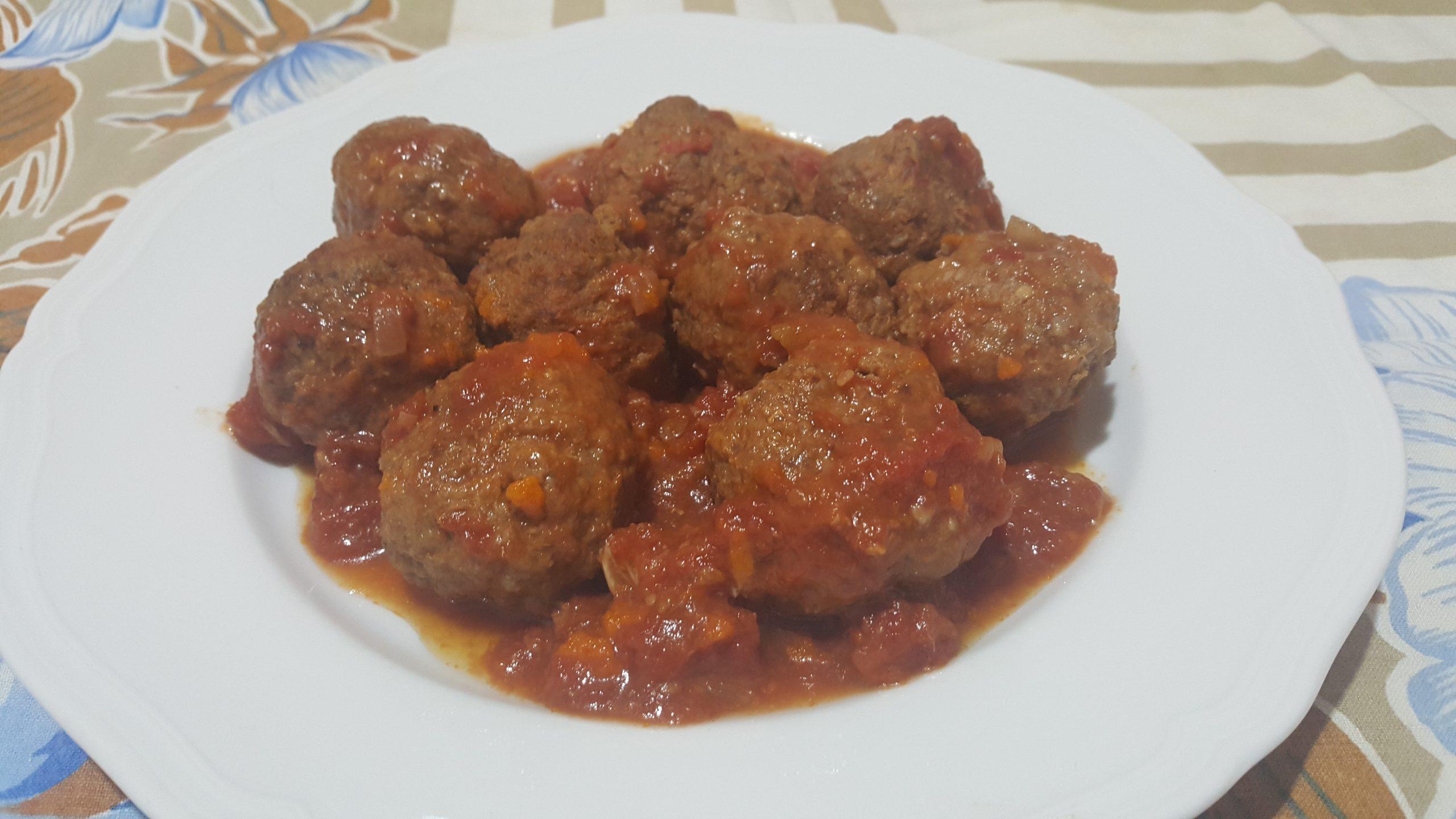 American meatballs