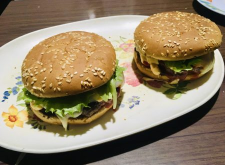 Hamburger 🍔 da fast food