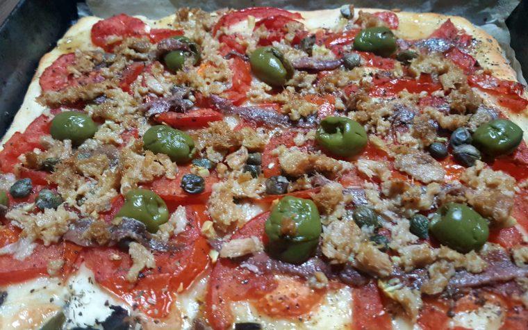 Pizza dello Stretto