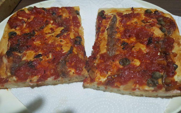 Pizza alla sempliciona