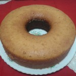 Ciambellone allo yogurt