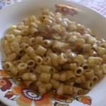 pasta e fagioli con peperoncino