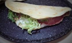 Ricetta tradizionale della piadina romagnola