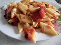 Pasta alla Mezzapesa con peperoncino piccante