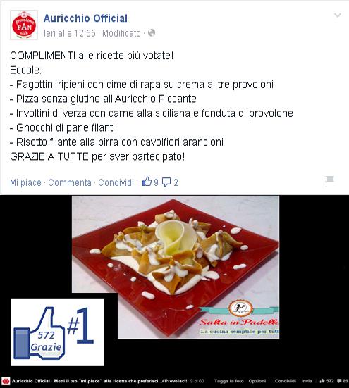 Contest Auricchio