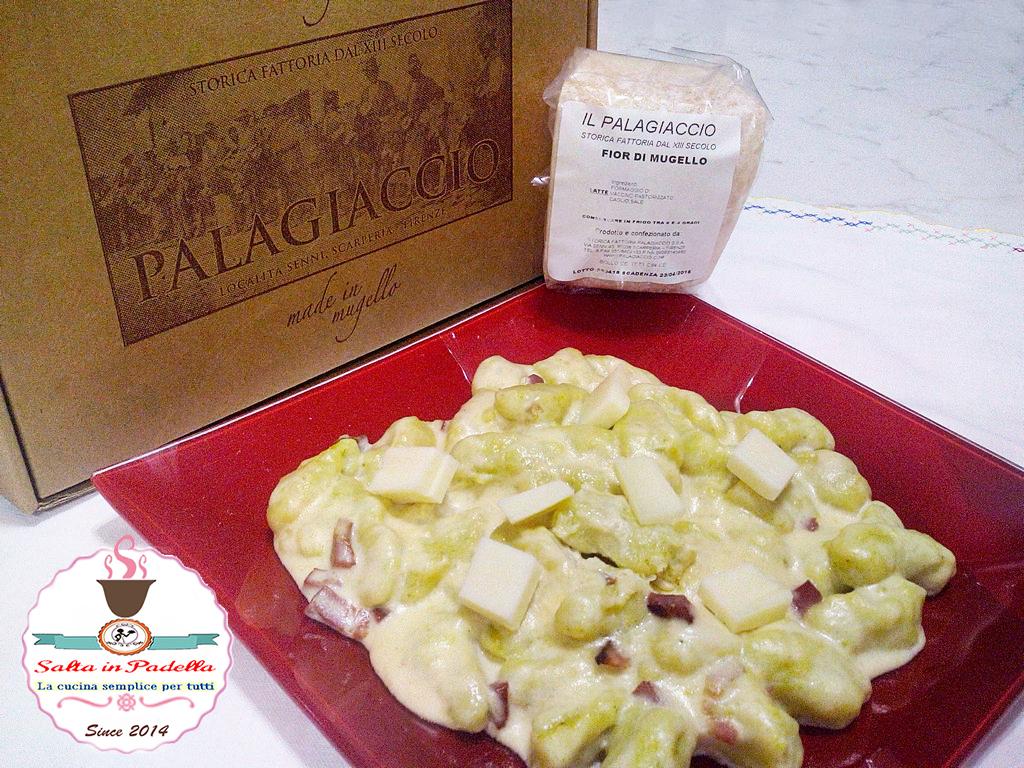 Gnocchi di cavolfiore e patate con crema di Fior di Mugello