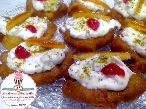 Le Tradizionali Sfinci di San Giuseppe Siciliane