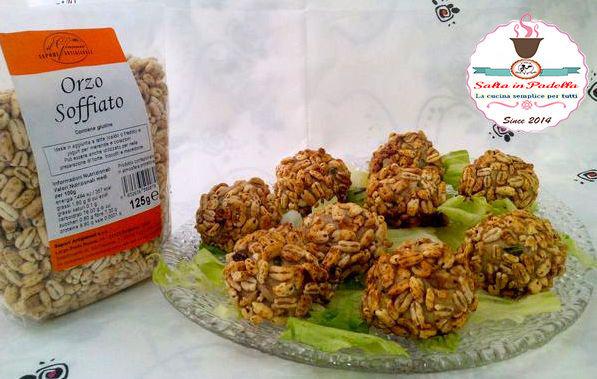 Chicken Nuggets con panatura di Orzo Soffiato