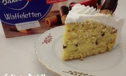 Torta crema pasticcera panna e fragole