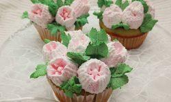 Cupcake allo yogurt the matcha e panna
