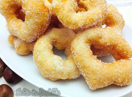 Pettole dolci o salate senza glutine