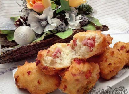 Pettole con Pasta di salsiccia e lievito madre