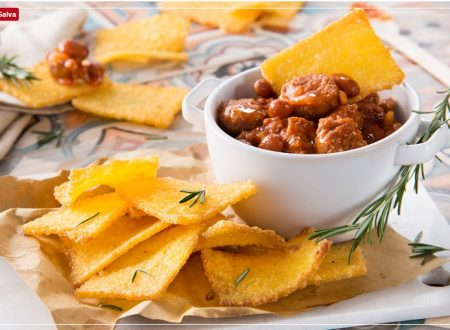 Polenta Valsugana sana e nutriente e senza glutine