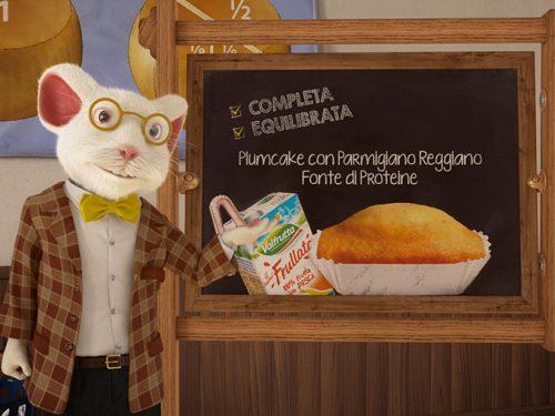 L'ABC della merenda Parmareggio Dolce