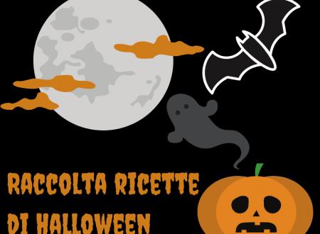 Raccolta ricette di Halloween