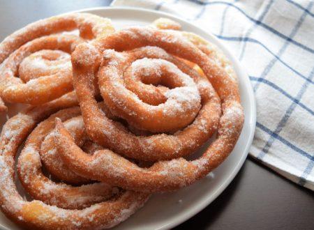 Frittelle lunghe sarde o frisgioli longhi