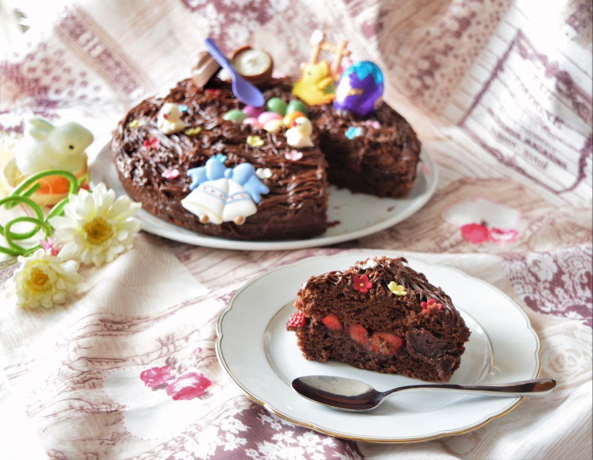 Devils Cake nido