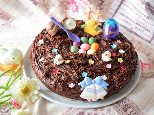 Devils Cake nido di Pasqua