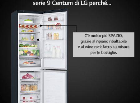 LG Frigoriferi Combinati Serie 9 Centum