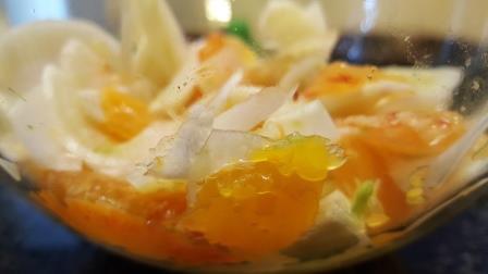 Insalata di finocchi ed arance