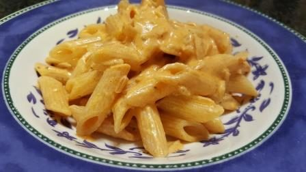 Penne alla Tequila