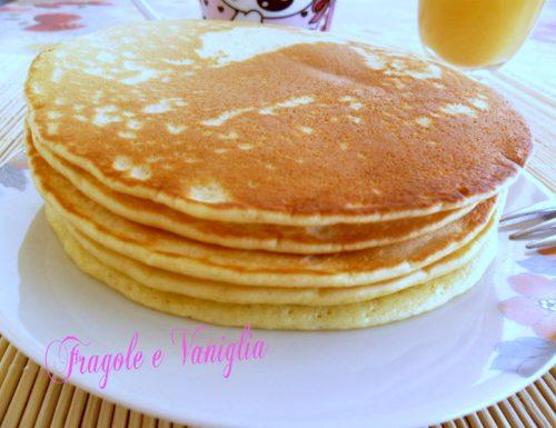 Pancakes le Frittelle Americane