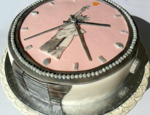 Torta Orologio…A New York