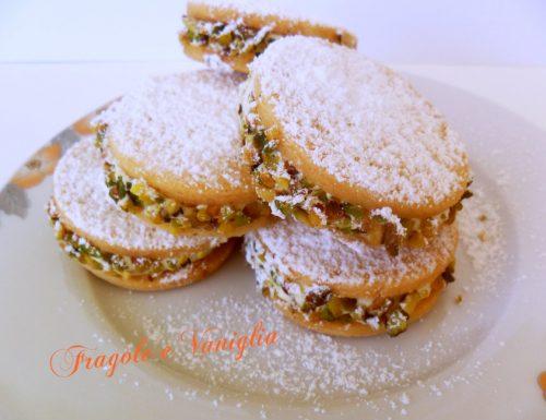 Le deliziose al pistacchio