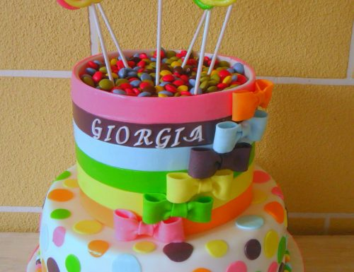 Torta Lollipop