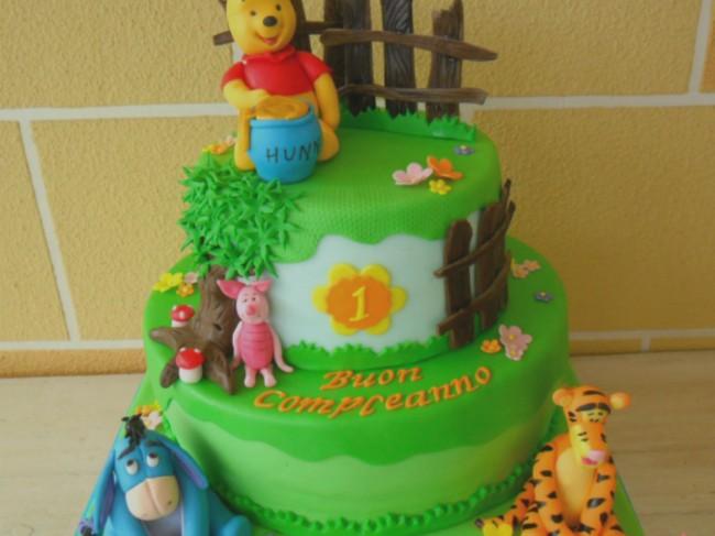 Torta Winnie The Pooh