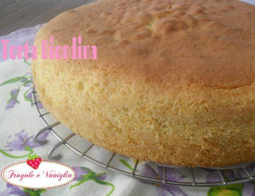 Torta Biondina